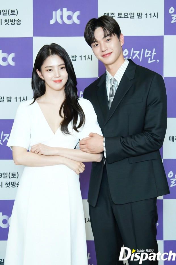 """Tiểu tam Han So Hee e ấp vòng 1 sánh đôi bên nam thần mới nổi, combo nhân đôi visual làm khán giả phải """"gào thét"""" - Ảnh 5."""