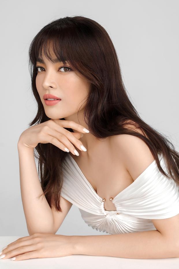 Sau khi được khen đẹp tựa Song Hye Kyo, Trân Đài khoe thân hình quyến rũ ở Mỹ - Ảnh 6.