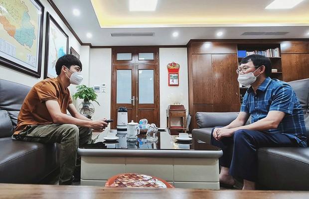 Những câu chuyện về tình người từ ký ức của nhóm phóng viên lao vào tâm dịch Bắc Giang - Ảnh 4.