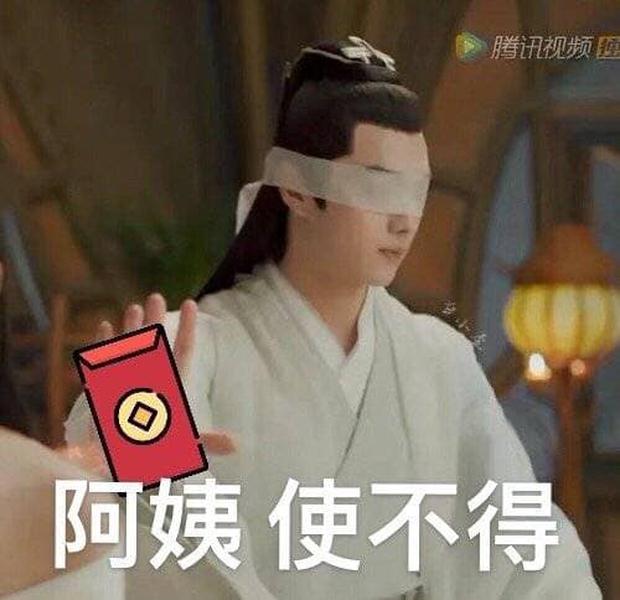 Hứa Khải xài đồ đôi dỏm với Dương Mịch và cả rổ thảm họa tức nhức nách ở Thiên Cổ Quyết Trần - Ảnh 7.