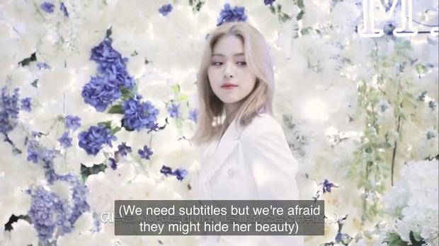 Góc ngược đời: Rõ ràng là khen visual gà cưng ITZY nhưng nhân viên JYP lại bị chỉ trích lươn lẹo? - Ảnh 3.