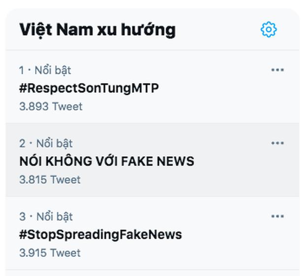 Sky đẩy hashtag đòi quyền lợi cho Sơn Tùng M-TP lên thẳng top 1 trending sau nghi vấn xoá ảnh Hải Tú khỏi Instagram - Ảnh 2.