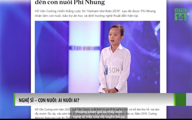 NS Hoài Linh và Phi Nhung bất ngờ lên sóng truyền hình VTC với chủ đề Nghệ sĩ và con nuôi: Ai nuôi ai? - Ảnh 4.