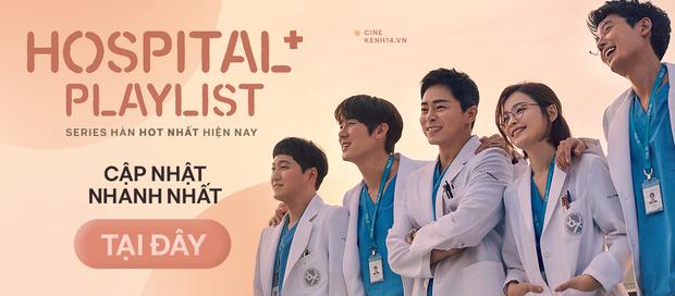 Hospital Playlist 2 tập 1 ngọt sâu răng, nhưng lời hồi âm của Song Hwa cho màn tỏ tình của Ik Jun lại đau xé lòng - Ảnh 18.