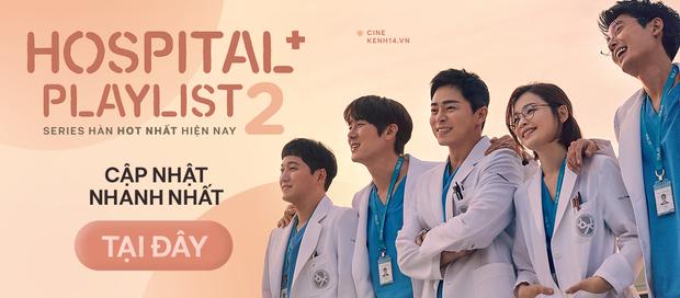 6 điểm siêu nhí nhố ở Hospital Playlist 2 tập 2: Ik Jun bị hành cho ra bã vẫn đủ sức tấu hài, Song Hwa đợi gì mà chưa đổ? - Ảnh 10.