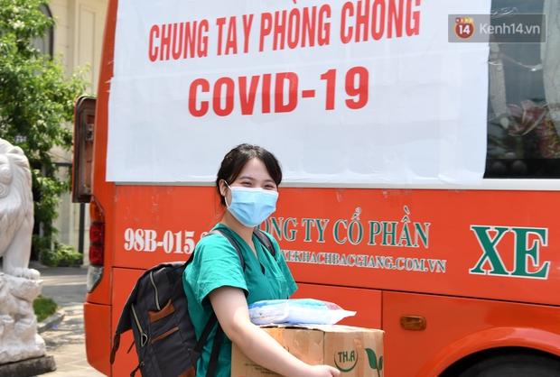 Đoàn y bác sĩ Quảng Ninh hoàn thành nhiệm vụ chi viện cho tâm dịch Bắc Giang, nhận bằng khen của Thủ tướng Chính phủ - Ảnh 7.