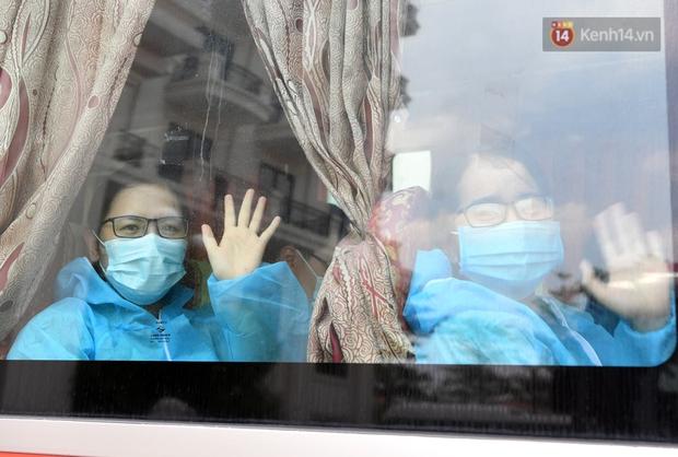 Đoàn y bác sĩ Quảng Ninh hoàn thành nhiệm vụ chi viện cho tâm dịch Bắc Giang, nhận bằng khen của Thủ tướng Chính phủ - Ảnh 12.