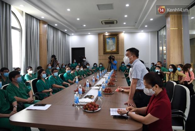 Đoàn y bác sĩ Quảng Ninh hoàn thành nhiệm vụ chi viện cho tâm dịch Bắc Giang, nhận bằng khen của Thủ tướng Chính phủ - Ảnh 2.