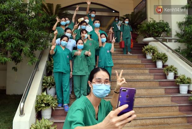 Đoàn y bác sĩ Quảng Ninh hoàn thành nhiệm vụ chi viện cho tâm dịch Bắc Giang, nhận bằng khen của Thủ tướng Chính phủ - Ảnh 6.