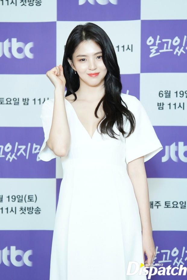 """Tiểu tam Han So Hee e ấp vòng 1 sánh đôi bên nam thần mới nổi, combo nhân đôi visual làm khán giả phải """"gào thét"""" - Ảnh 3."""