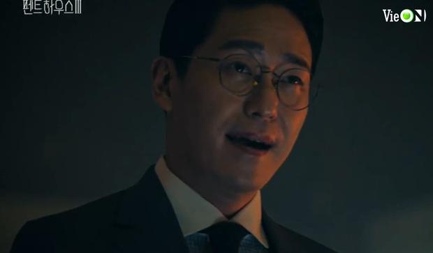 Ju Dan Tae lộ quá khứ giết người hàng loạt, bị kẻ thù tới tận nhà đòi mạng ở Penthouse 3 tập 3 - Ảnh 13.