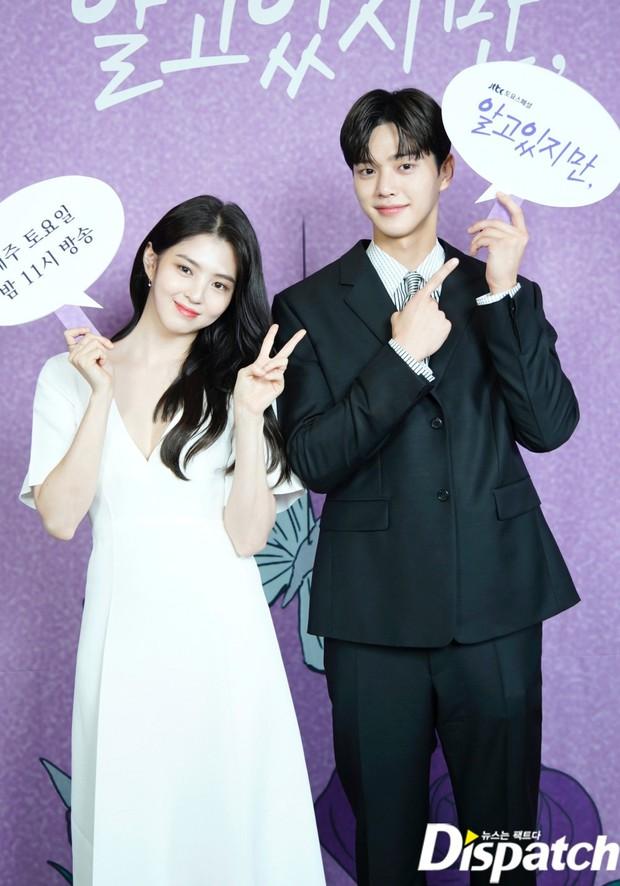 """Tiểu tam Han So Hee e ấp vòng 1 sánh đôi bên nam thần mới nổi, combo nhân đôi visual làm khán giả phải """"gào thét"""" - Ảnh 7."""