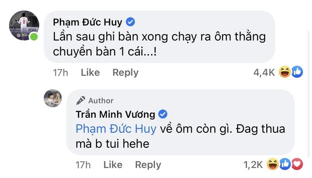 Follow Minh Vương thấy cưng ghê, người đâu đẹp trai như hot boy mà nói gì cũng dễ thương - Ảnh 5.