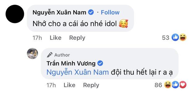 Follow Minh Vương thấy cưng ghê, người đâu đẹp trai như hot boy mà nói gì cũng dễ thương - Ảnh 7.