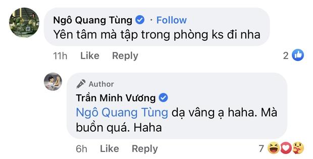 Follow Minh Vương thấy cưng ghê, người đâu đẹp trai như hot boy mà nói gì cũng dễ thương - Ảnh 13.