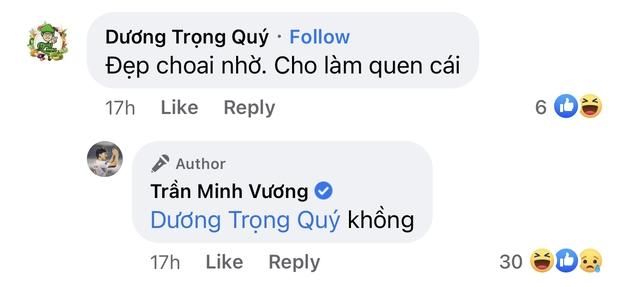 Follow Minh Vương thấy cưng ghê, người đâu đẹp trai như hot boy mà nói gì cũng dễ thương - Ảnh 15.