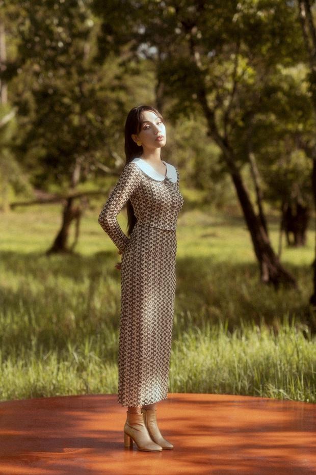 GiGi Hương Giang remake lại hit của Nguyễn Trần Trung Quân, nhẹ nhàng xoa dịu trái tim tổn thương vì tình yêu - Ảnh 5.