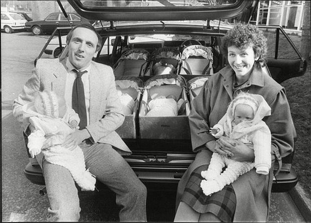 Sinh 6 cùng lúc và chỉ toàn con gái, bà mẹ cùng những đứa trẻ trong ca sinh khiến thế giới ngỡ ngàng 37 năm trước giờ ra sao? - Ảnh 3.