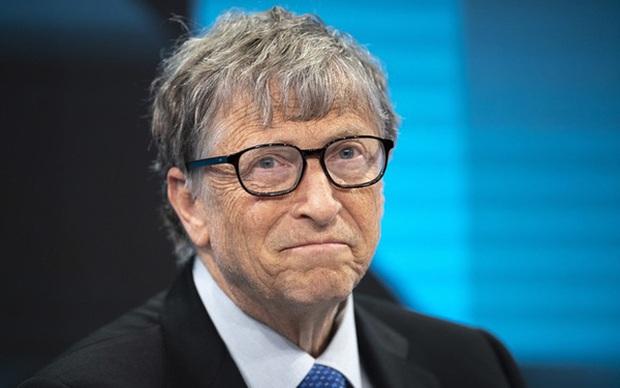 Bill Gates: Đừng ai bỏ học như tôi - Ảnh 1.