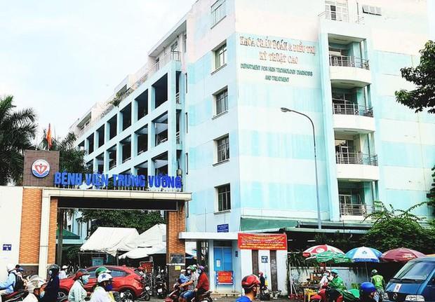 TP.HCM: Điều dưỡng Bệnh viện Trưng Vương nghi mắc COVID-19 - Ảnh 1.