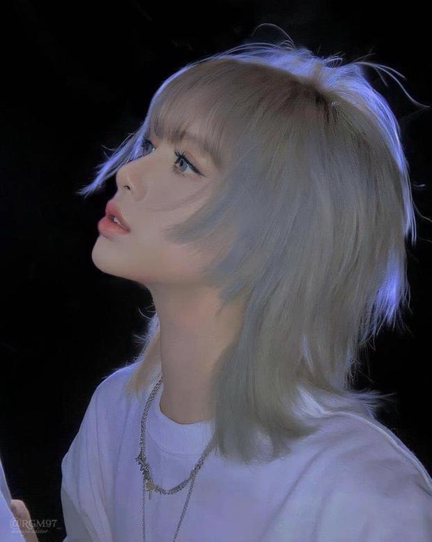 Fan bắt gặp Lisa (BLACKPINK) tại tiệm làm tóc, tiện hé lộ luôn tạo hình solo sắp tới cực đỉnh? - Ảnh 3.