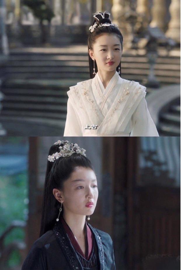 Hứa Khải xài đồ đôi dỏm với Dương Mịch và cả rổ thảm họa tức nhức nách ở Thiên Cổ Quyết Trần - Ảnh 5.