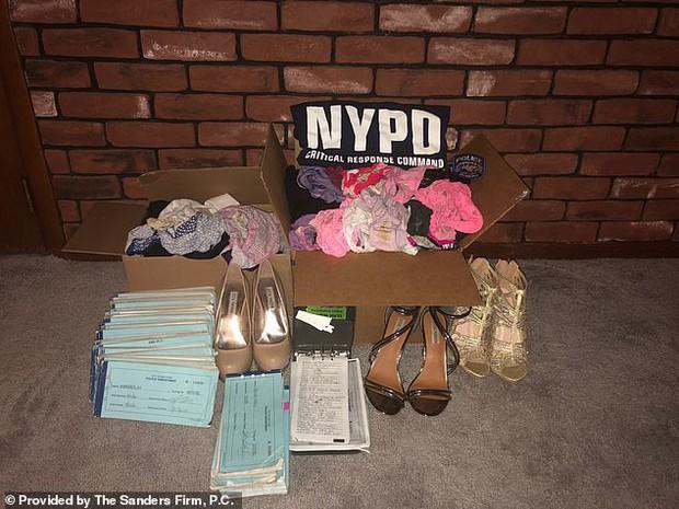Nữ cảnh sát vạch trần tội ác rúng động ngành tư pháp Mỹ: Bị đồng nghiệp cưỡng hiếp nhiều không đếm xuể, di chứng in hằn mãi không phai - Ảnh 3.