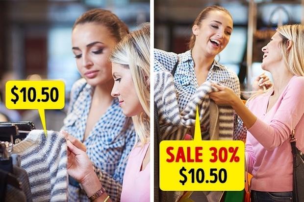 """8 mánh khóe nhỏ mà cực hiệu nghiệm của các shop quần áo khiến chúng ta bất chấp """"cúng tiền"""" một cách không cần thiết - Ảnh 1."""