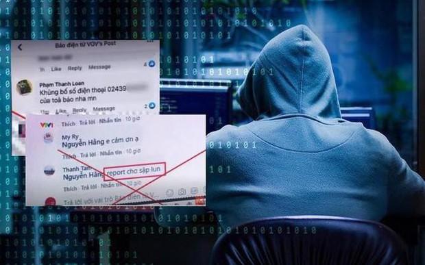 Sờ gáy nhóm hacker tấn công Báo điện tử VOV  - Ảnh 1.