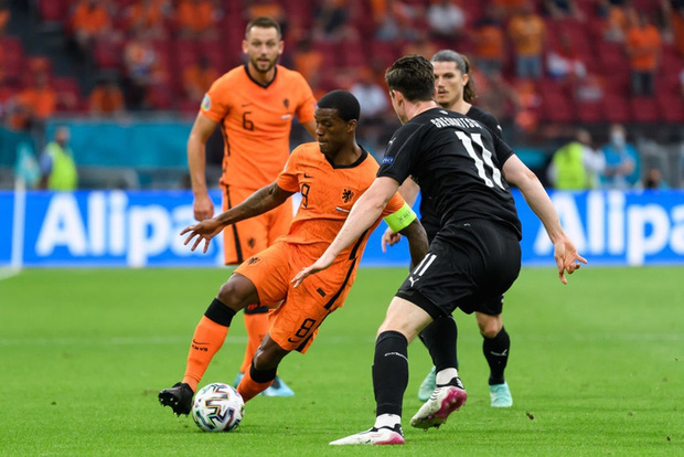Thắng áp đảo tuyển Áo, Hà Lan chính thức bước tiếp vào vòng knock-out Euro - Ảnh 5.