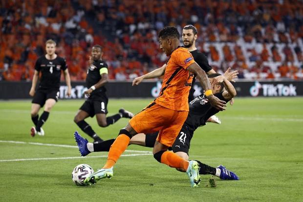 Thắng áp đảo tuyển Áo, Hà Lan chính thức bước tiếp vào vòng knock-out Euro - Ảnh 7.