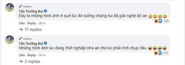 Ông chú Tấn Trường hồi sắp giải nghệ: Da đen nhẻm, biểu cảm hề hước không hổ danh vựa muối mới của tuyển Việt Nam - Ảnh 5.