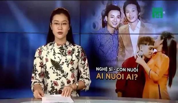 NS Hoài Linh và Phi Nhung bất ngờ lên sóng truyền hình VTC với chủ đề Nghệ sĩ và con nuôi: Ai nuôi ai? - Ảnh 2.