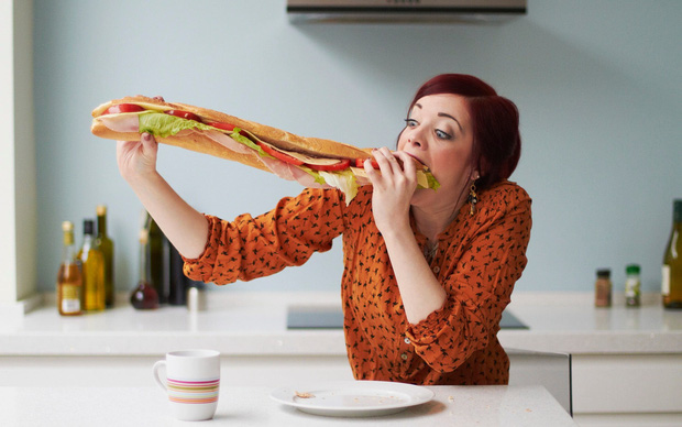 5 thói xấu trong việc ăn uống sẽ âm thầm phá hoại dạ dày mà rất nhiều người mắc phải - Ảnh 5.