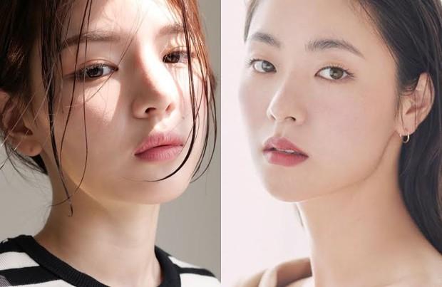 Mẫu Hàn nổi sau 1 đêm vì hội tụ nét đẹp của toàn mỹ nhân hot Kbiz: Lai Han So Hee - Shin Se Kyung, có cả nét đặc biệt của Jennie? - Ảnh 4.