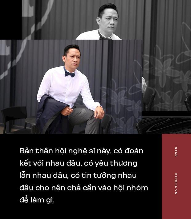 Phỏng vấn nóng Duy Mạnh: Hé lộ chi tiết bất ngờ về nhóm chat Nghệ sĩ Việt, chuyện bị Phi Nhung gài và ồn ào của Hoài Linh - Ảnh 5.