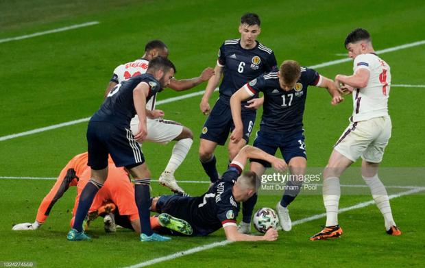 Anh 0-0 Scotland: Nỗi thất vọng cùng cực từ đội chủ nhà - Ảnh 2.