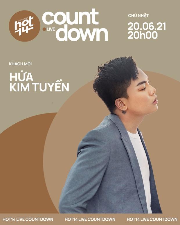 HOT14 Live COUNTDOWN công bố dàn line-up đỉnh của chóp hứa hẹn đem đến những special stage chất lượng cao - Ảnh 5.