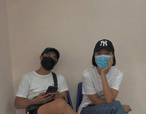 Băng Di và bạn trai cùng bồ cũ Hương Giang xung phong đi hiến máu, hành động đẹp lan toả giữa mùa dịch Covid-19! - Ảnh 3.
