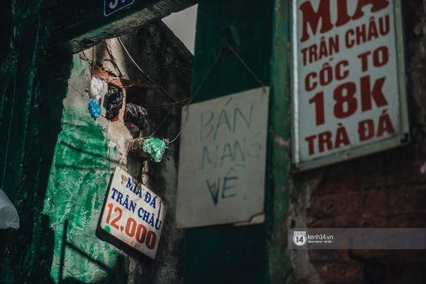 Hà Nội ngày nóng nực: Có món đồ uống cứ đến hè là bán đầy đường, gắn liền với một con phố nổi tiếng - Ảnh 3.