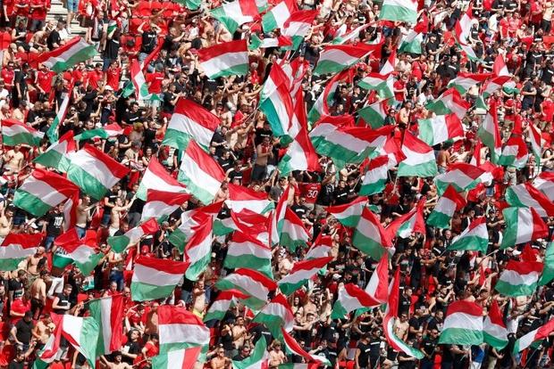 Chấn động Euro: Nhà vô địch thế giới Pháp hòa thất vọng trước Hungary trong ngày thi đấu dưới sức ép của hơn 5 vạn khán giả - Ảnh 31.
