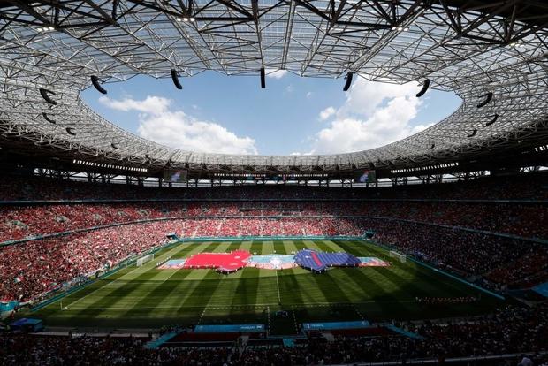 Chấn động Euro: Nhà vô địch thế giới Pháp hòa thất vọng trước Hungary trong ngày thi đấu dưới sức ép của hơn 5 vạn khán giả - Ảnh 23.