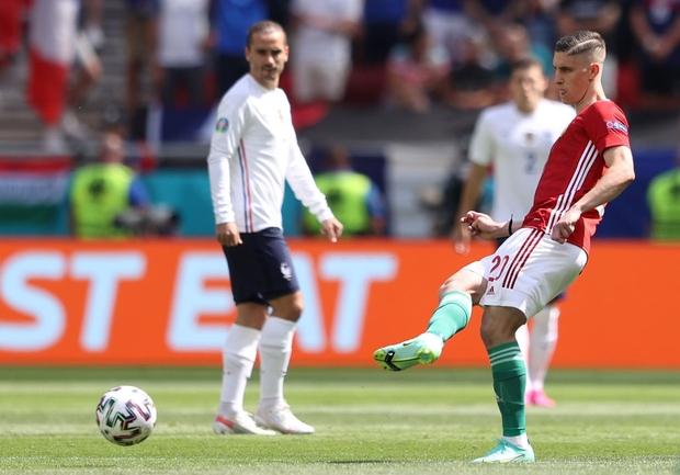 Chấn động Euro: Nhà vô địch thế giới Pháp hòa thất vọng trước Hungary trong ngày thi đấu dưới sức ép của hơn 5 vạn khán giả - Ảnh 21.
