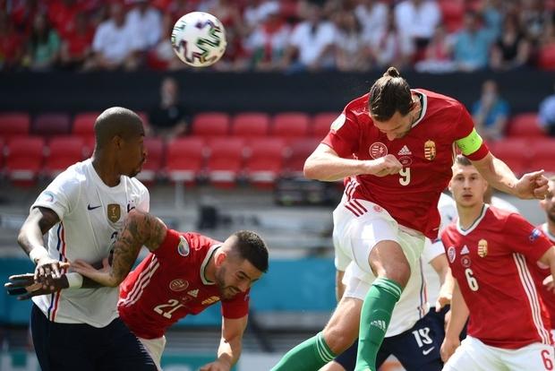 Chấn động Euro: Nhà vô địch thế giới Pháp hòa thất vọng trước Hungary trong ngày thi đấu dưới sức ép của hơn 5 vạn khán giả - Ảnh 20.