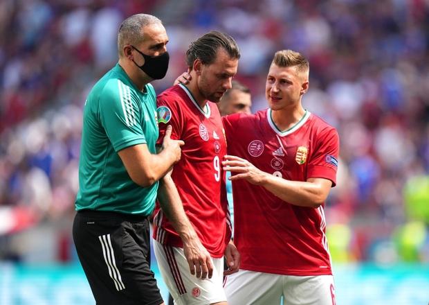 Chấn động Euro: Nhà vô địch thế giới Pháp hòa thất vọng trước Hungary trong ngày thi đấu dưới sức ép của hơn 5 vạn khán giả - Ảnh 17.
