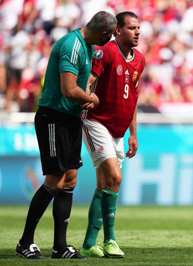 Chấn động Euro: Nhà vô địch thế giới Pháp hòa thất vọng trước Hungary trong ngày thi đấu dưới sức ép của hơn 5 vạn khán giả - Ảnh 18.