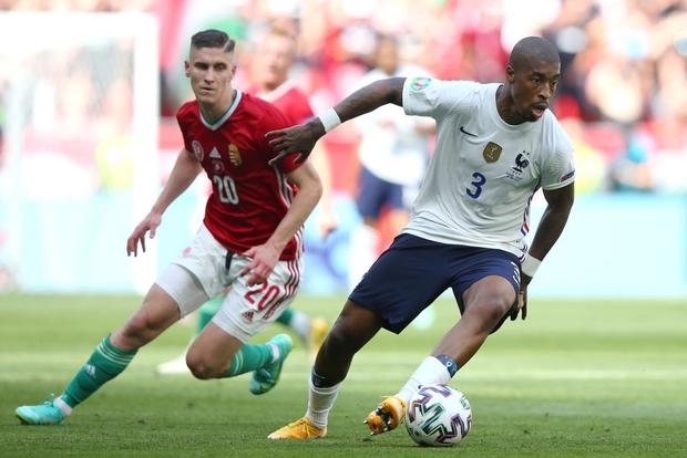 Chấn động Euro: Nhà vô địch thế giới Pháp hòa thất vọng trước Hungary trong ngày thi đấu dưới sức ép của hơn 5 vạn khán giả - Ảnh 15.