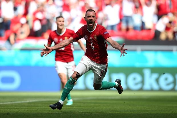 Chấn động Euro: Nhà vô địch thế giới Pháp hòa thất vọng trước Hungary trong ngày thi đấu dưới sức ép của hơn 5 vạn khán giả - Ảnh 2.