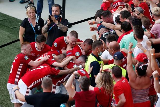 Chấn động Euro: Nhà vô địch thế giới Pháp hòa thất vọng trước Hungary trong ngày thi đấu dưới sức ép của hơn 5 vạn khán giả - Ảnh 3.