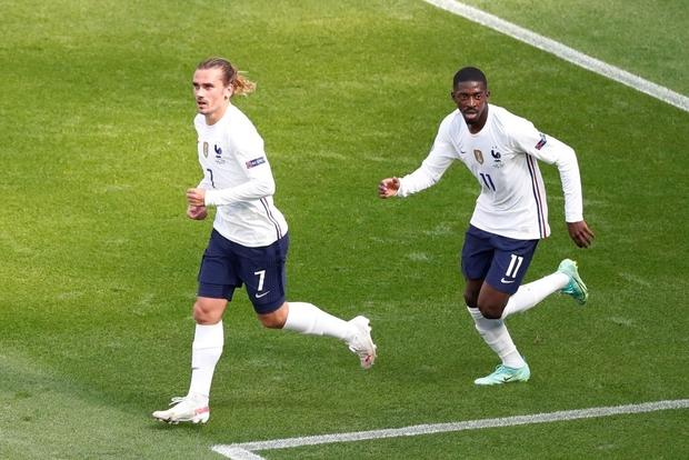 Chấn động Euro: Nhà vô địch thế giới Pháp hòa thất vọng trước Hungary trong ngày thi đấu dưới sức ép của hơn 5 vạn khán giả - Ảnh 7.